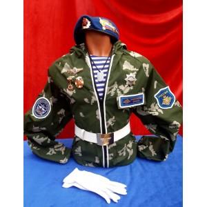 Форма № 000.4 (ВВС, ВКС, ЗРВ, РТВ)