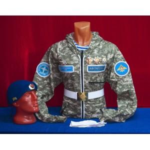 Дембельская форма ВВС № 106