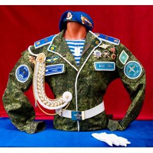 Дембельская форма ВВС № 117 (Радиолокационная разведка)