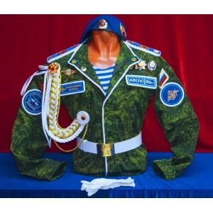 Дембельская форма ВВС № 108
