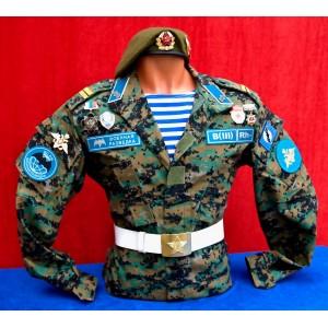 Форма № 005 (Военная разведка)