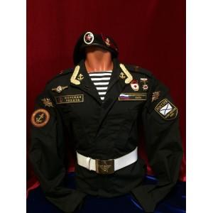 Дембельская форма Морской пехоты № 412