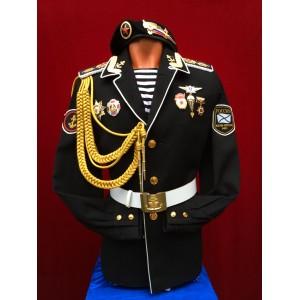 Дембельская форма ПШ Морской Пехоты № 408