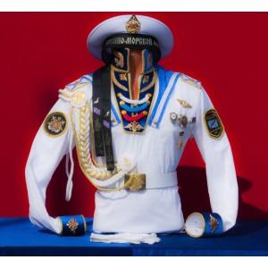 Форма № 006 (Фланка парадная ВМФ люкс)
