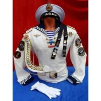 Форма № 006 (Фланка парадная ВМФ)
