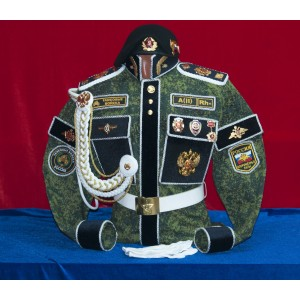 Форма № 011 (Танковые войска)