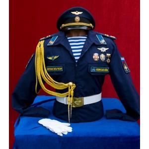 Дембельская форма ВВС № 103