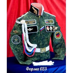 Дембельская форма ИНЖЕНЕРНЫХ ВОЙСК № 1105