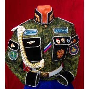 Дембельская форма ВВС № 116
