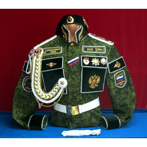 ЛИДЕР ПРОДАЖ!  Форма № 032 (Мотострелковые войска)
