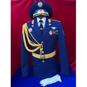 Форма № 035 (Парадная форма ВВС, ВДВ, разведка)