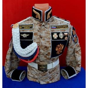 Дембельская форма инженерных войск № 1112