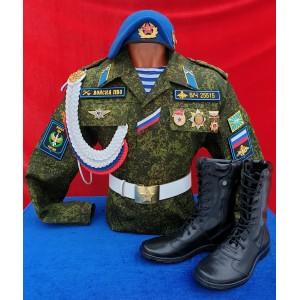 Дембельская форма ПВО № 138