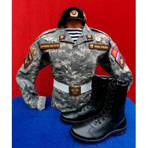 Дембельская форма военной разведки № 221