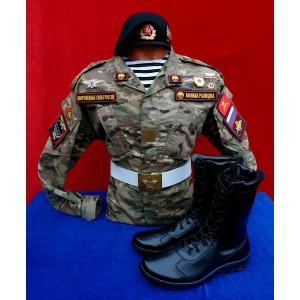 Дембельская форма военной разведки № 222