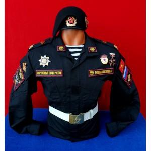 Дембельская форма военной разведки № 223