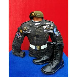 Дембельская форма военной разведки № 225