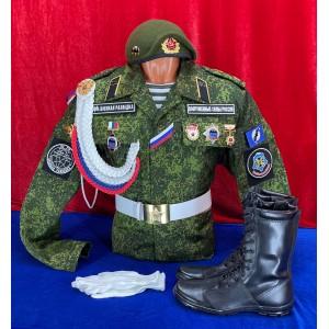 Дембельская форма военной разведки № 229