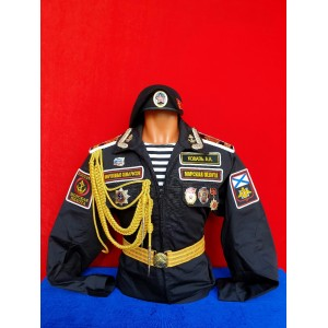 Дембельская форма Морской пехоты № 410