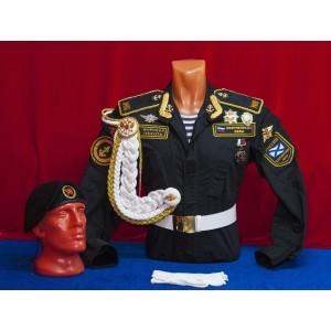 Дембельская форма Морской пехоты № 417