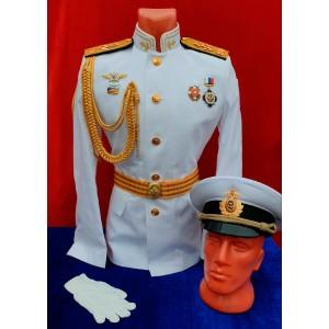 Парадная форма ВМФ № 423
