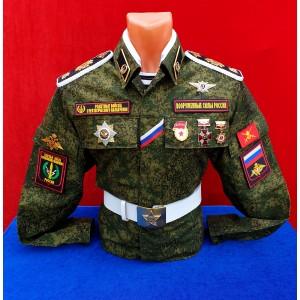 Дембельская форма РВСН № 512