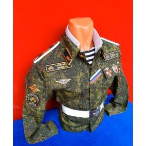 Дембельская форма танковых войск № 603