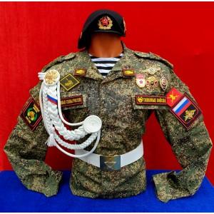 Дембельская форма танковых войск № 610