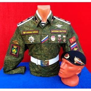 Дембельская форма танковых войск № 611