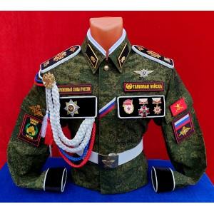 Дембельская форма танковых войск № 612