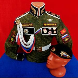 Дембельская форма танковых войск № 613