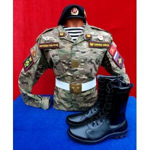 Дембельская форма танковых войск № 616