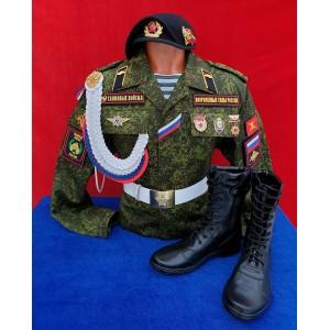 Дембельская форма танковых войск № 618